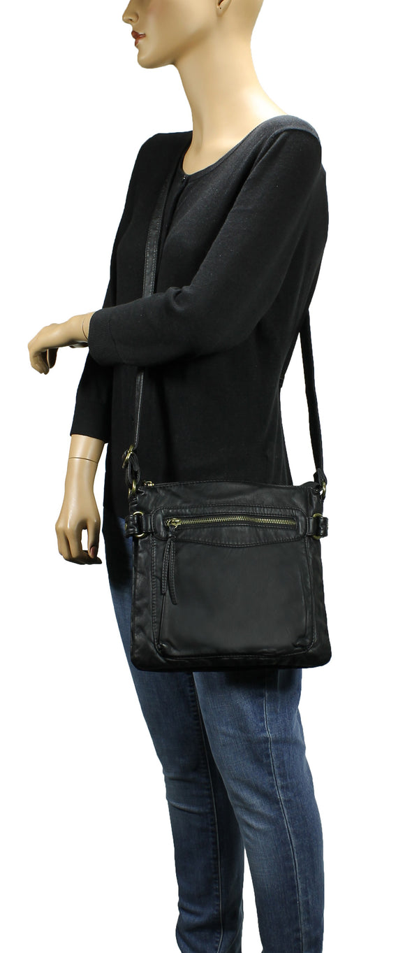 Small Crossbody Shoulder Bag H1986