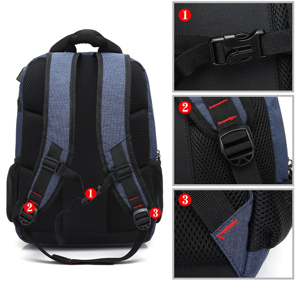 Travel Laptop Backpack H2036