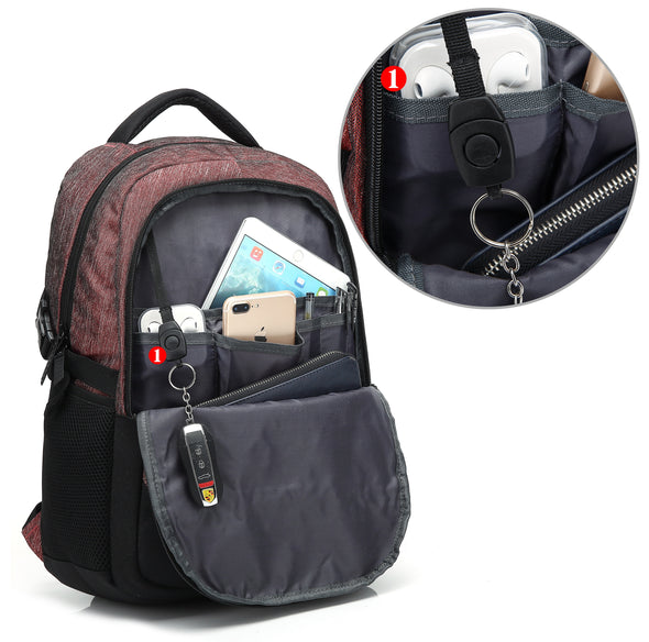 Travel Laptop Backpack H2041