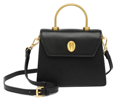 Mini Top Handle Satchel Handbag H2084