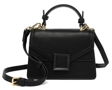 Mini Top Handle Satchel Handbag H2086
