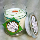 Libbey Status Jar Fir Needle Soy Candle - 12 oz. jar