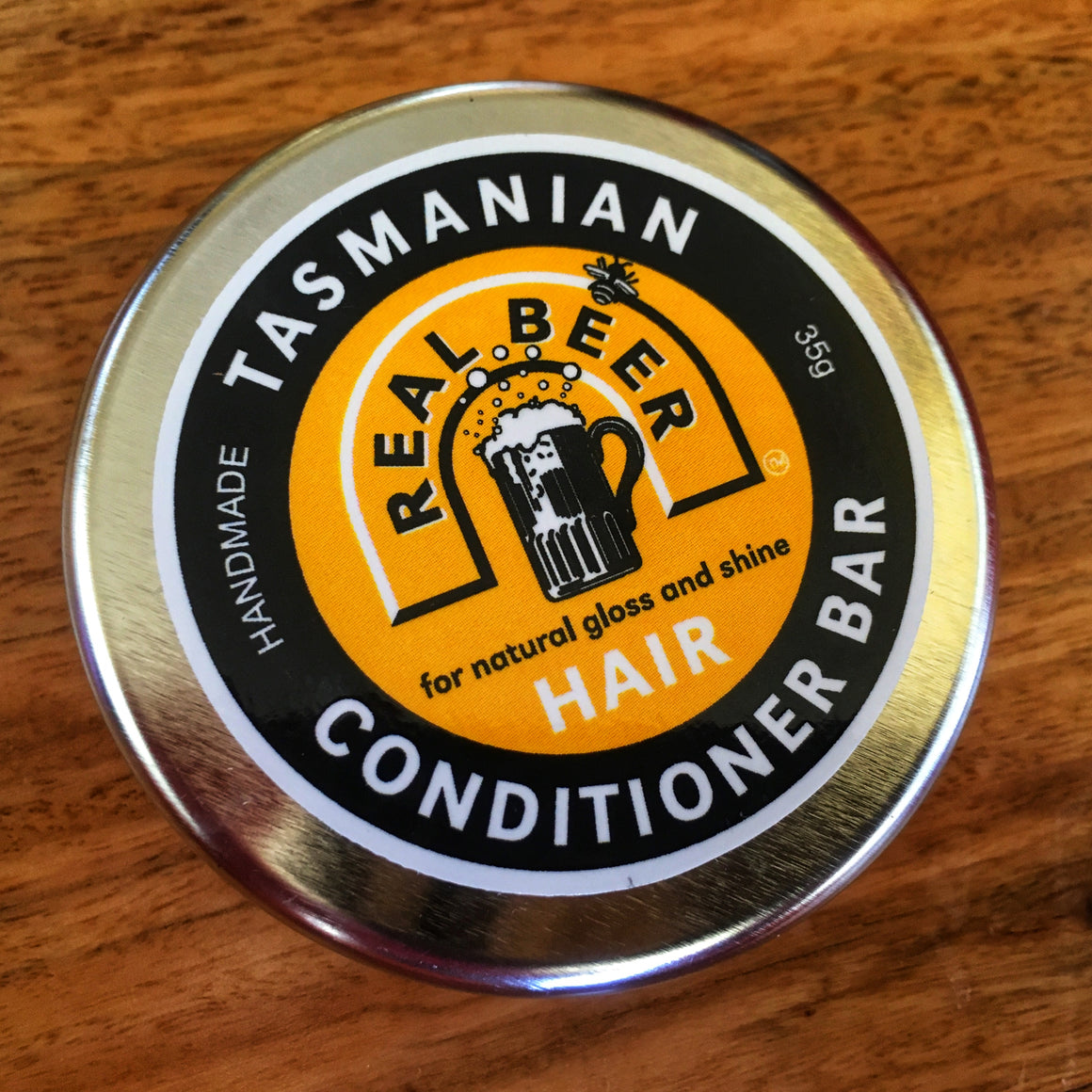 Tasmanian Real Beer Conditioner Bar