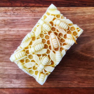 Honey and Beeswax Hand Made Soap