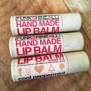A Lip Balm - It Kisses your Lips Good
