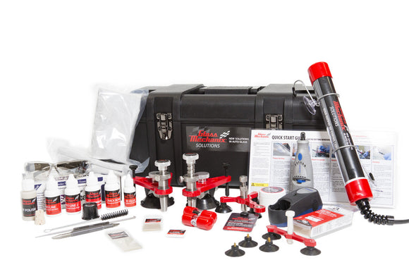 Daytona Cup Windshield Repair System