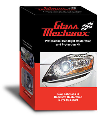 Rapid Clear Headlight Restoration (UPS GROUND ONLY)