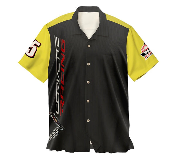 Fully Sublimated Bowling Shirt