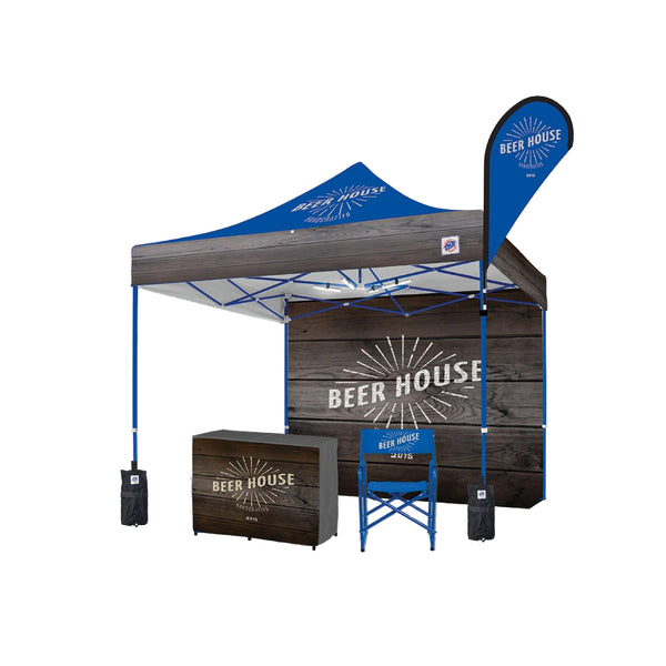 Pop Up Canopy Event Tent Full Color