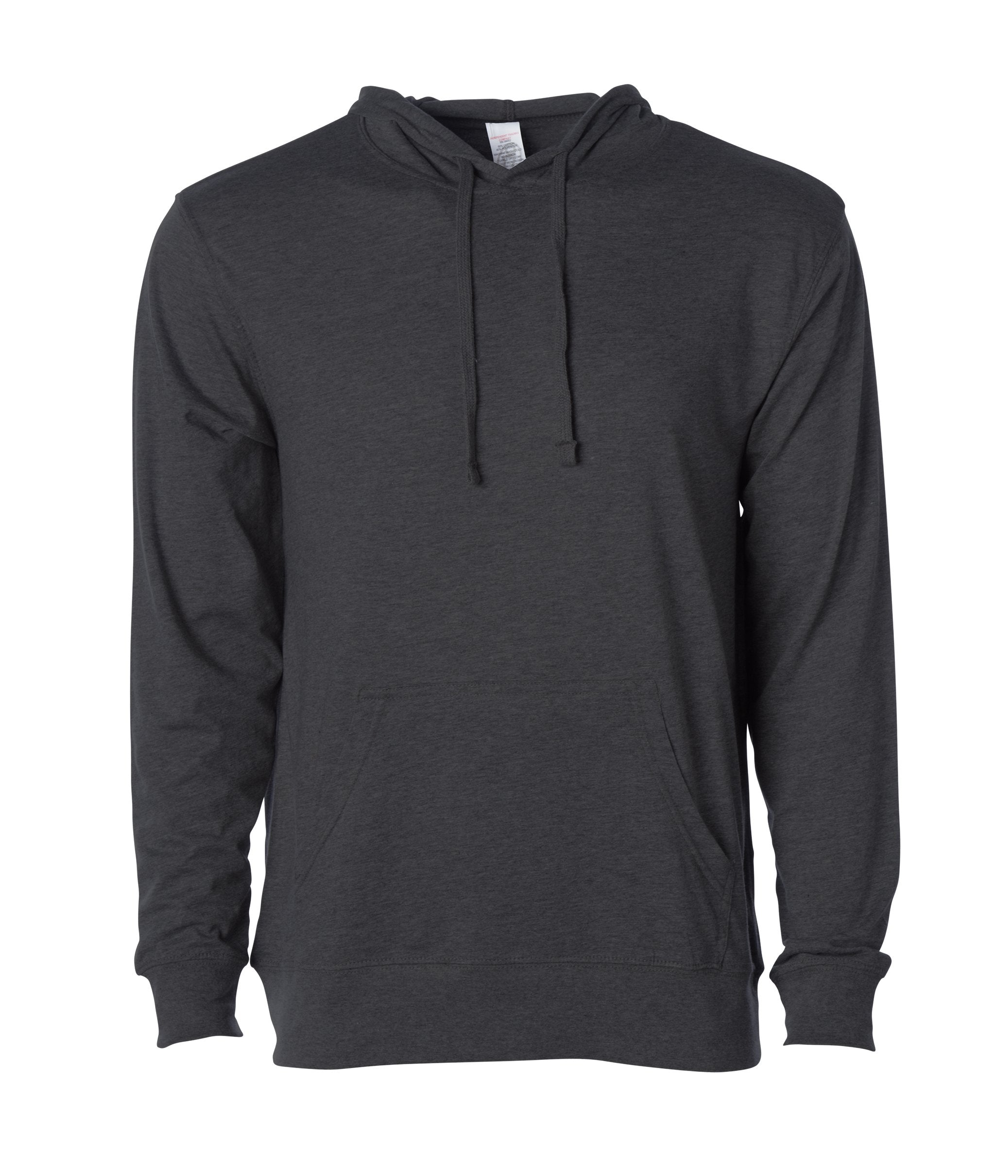 Lightweight Jersey Hooded Pullover