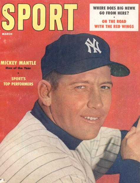 March 1957 Sport Cover