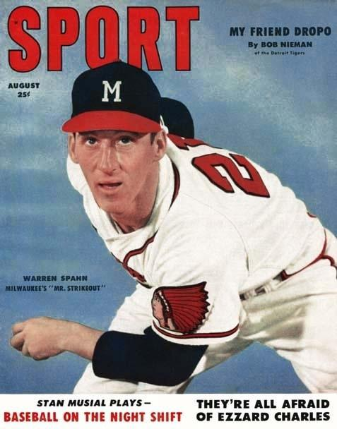 August 1953 Sport Cover