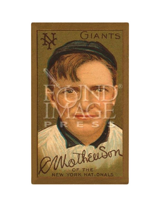 Christy Mathewson Magnet