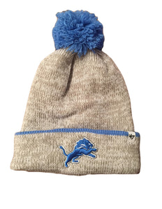 Detroit Lions Fairbanks Knit Hat