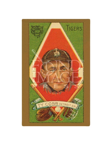 Ty Cobb Magnet (Style 1)