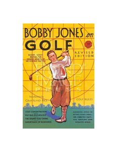 Bobby Jones Magnet