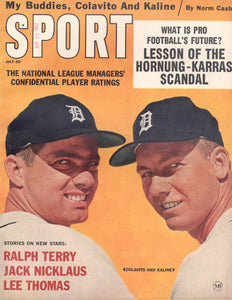 July 1963 Sport Cover