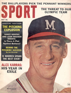 May 1964 Sport Cover