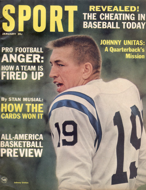 January 1965 Sport Cover