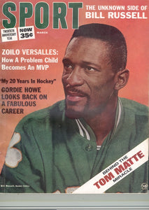 March 1966 Sport Cover
