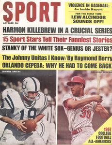 October 1967 Sport Cover