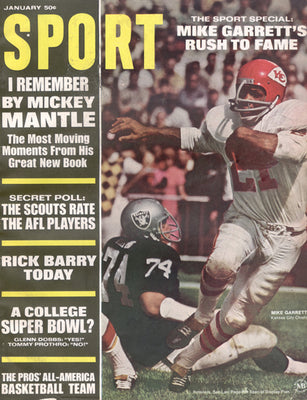 January 1968 Sport Cover