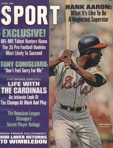 July 1968 Sport Cover