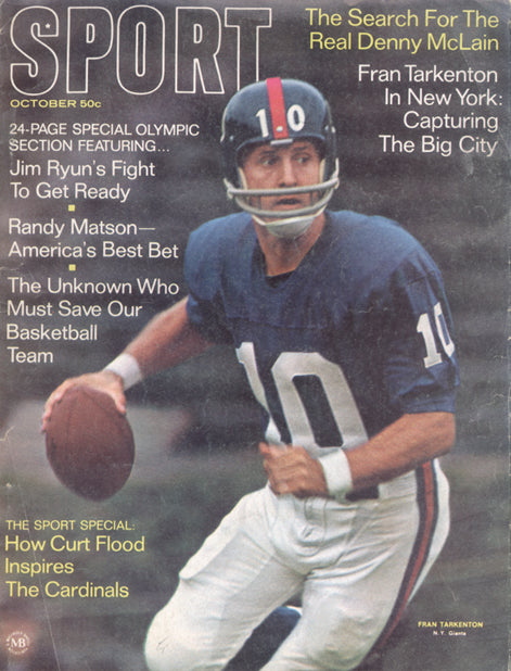 October 1968 Sport Cover