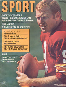 October 1969 Sport Cover