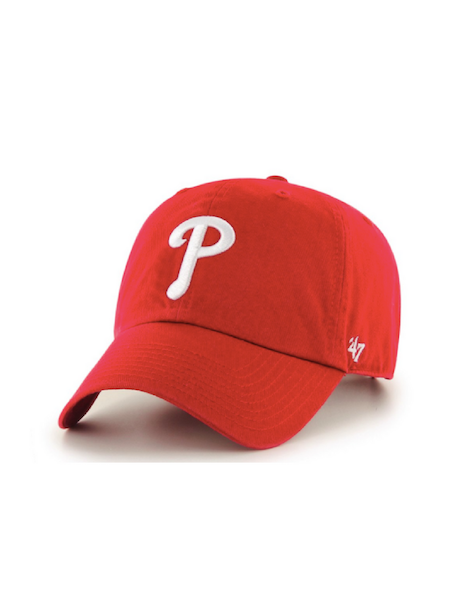 Philadelphia Phillies Clean Up Hat