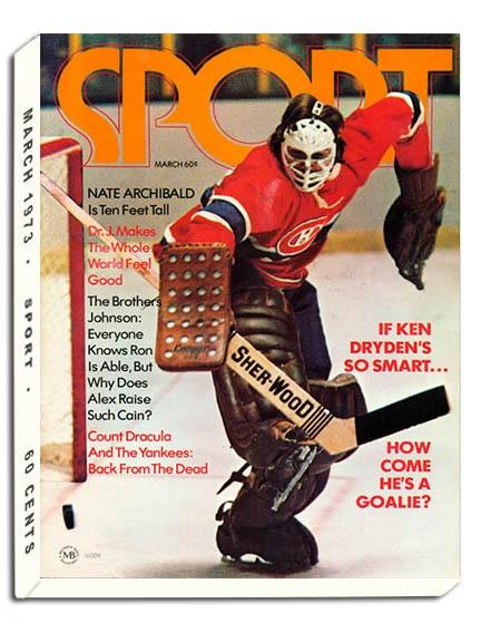 March 1973 Sport Cover