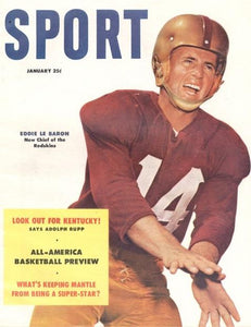 January 1954 Sport Cover