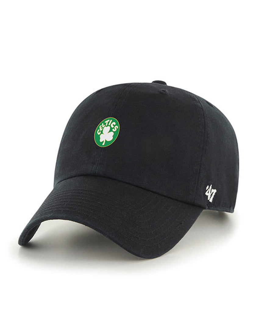 Boston Celtics Adjustable Base Runner Cap