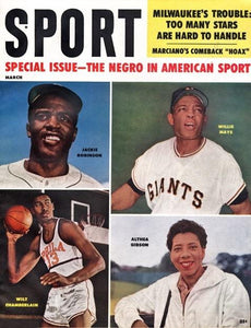 March 1960 Sport Cover