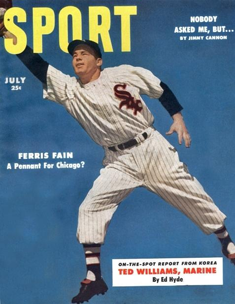 July 1953 Sport Cover