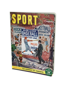 Sport Cover Notebook