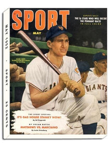 May 1952 Sport Cover