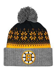 Boston Bruins Arctic Cuff Knit Hat