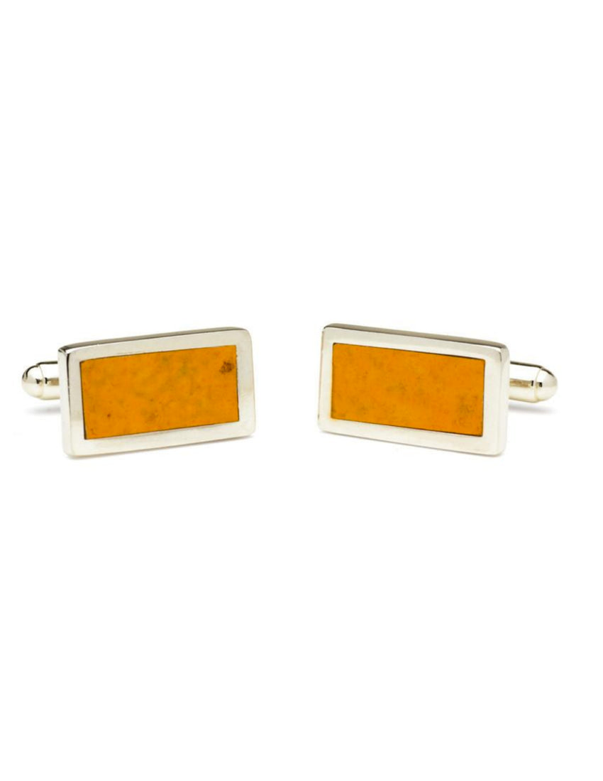 Boston Garden Seat Cufflinks