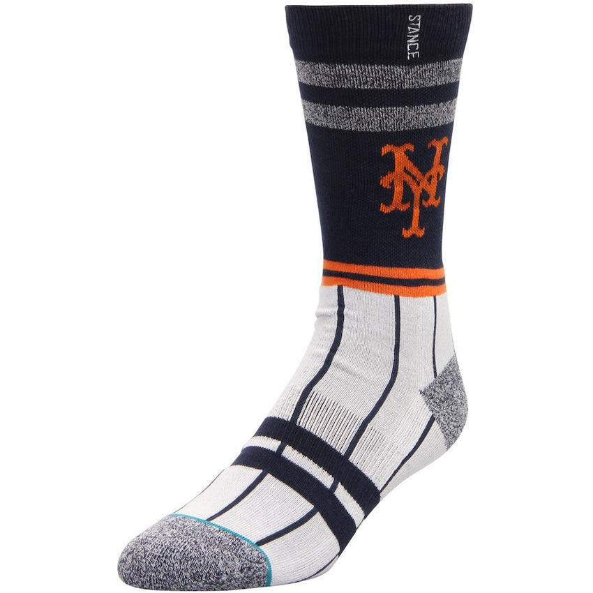 Mets Blue Diamond Socks