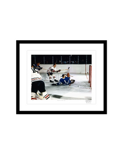 Moment of Truth, 1964 (Johnny Bower & Bobby Hull)
