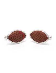 NFL Game-Used Football Cuff Links