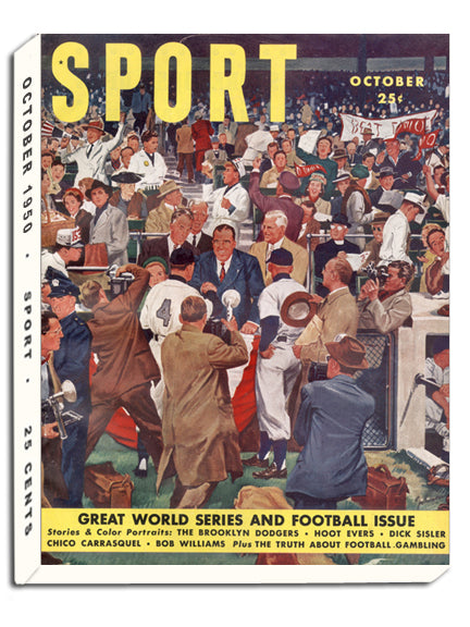 October 1950 Sport Cover