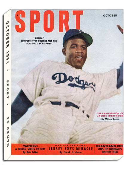 October 1951 Sport Cover