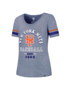 New York Mets Bluestone Women's Tee