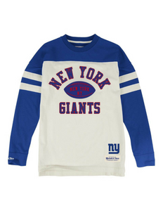 New York Giants Swing Pass Long Sleeve