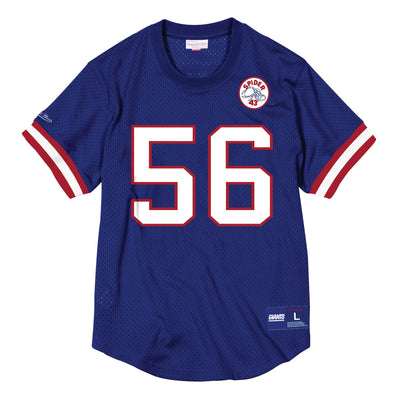 New York Giants Lawrence Taylor Mesh Crew Neck