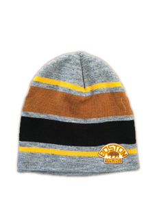 Boston Bruins Athletic Grey Knit Hat
