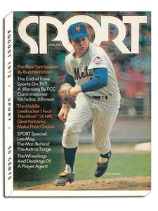 August 1972 Sport Cover