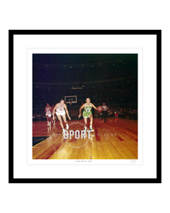 Celtic Break, 1961 (Bob Cousy)